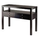 Winsome 92656 Copenhagen Console Table