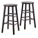 Winsome 92784 Wood Set of 2, 24