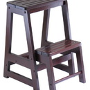 Winsome 94022 Wood Step Stool, Double