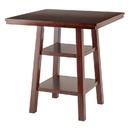 Winsome 94034 Orlando High Table w/ 2 Shelves