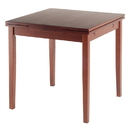 Winsome 94150 Pulman Extension Table Walnut