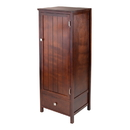 Winsome 94402 Brooke Jelly Close Cupboard with Door and Drawer