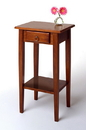 Winsome 94430 Wood Regalia Phone Table