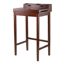 Winsome 94628 Brighton High Desk, Antique Walnut Finish