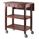 Winsome 94734 Jonathan Kitchen Cart
