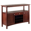 Winsome 94745 Colby Buffet Cabinet