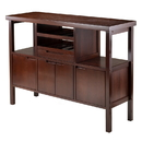 Winsome 94746 Diego Buffet / Sideboard Table