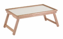 Winsome 98821 Wood Breakfast Bed Tray, with Notch handle