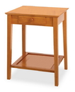 Winsome 99323 Wood Studio End / Printer Table