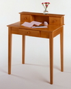 Winsome 99333 Wood Studio Writing Desk with Hutch