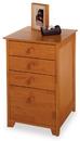 Winsome 99428 Wood Studio Filing Cabinet