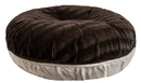 Bessie and Barnie BB-BAGEL-18 Bagel Bed - Godiva Brown and Blondie or Customize your Own