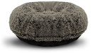Bessie and Barnie BB-BAGEL-24 Bagel Bed - Midnight Frost and Black Puma or Customize your Own