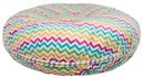 Bessie and Barnie BB-BAGEL-26 Bagel Bed - Ocean Waves or Customize your Own