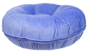 Bessie and Barnie BB-BAGEL-27 Bagel Bed - Periwinkle or Customize your Own