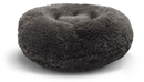 Bessie and Barnie BB-BAGEL-37 Bagel Bed - Wolfhound Grey or Customize your Own