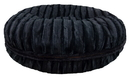 Bessie and Barnie BB-BAGEL-8 Bagel Bed - Black Puma or Customize your Own