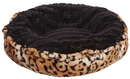 Bessie and Barnie BB-BAGELETTE-1 Bagelette Bed- Black Puma and Chepard or Customize your Own