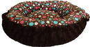 Bessie and Barnie BB-BAGELETTE Bagelette Bed- Cake Pop and Godiva Brown or Customize your Own
