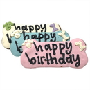 Bubba Rose Biscuit BKBDAY Birthday Bones