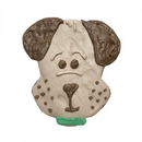 Bubba Rose Biscuit BKDOGH Dog Head