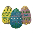 Bubba Rose Biscuit BKEGGS Easter Eggs