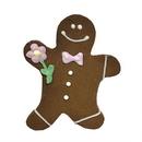 Bubba Rose Biscuit BKSGMEN Spring Gingerbread Man