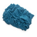 Mutts and Mittens BLSFBL Blue Solid Fleece Fabric Blanket Pet Bed