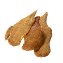 Lucky Premium Treats CJ-BULK Chicken Jerky Fillets - BULK Per Pound
