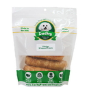 Lucky Premium Treats CWLS Stubby's (for Large Dog) - Chicken Wrapped Rawhide Dog Treats