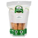 Lucky Premium Treats CWL Bull Sticks (Large Dog) - Chicken Wrapped Rawhide Dog Treats