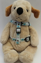 Diva Dog DD-METRHARN Metro Collection - Step In Harnesses All Metal Buckles