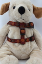 Diva Dog DD-VENIVHARN Venice Ink Collection - Step In Harnesses All Metal Buckles