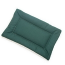 Mutts and Mittens FLDSEV Evergreen Denim Fabric Flat Pet Bed (limited quantities)