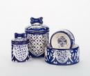 Creature Comforts MEX Mexican Ceramic Treat Jars