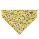 Hunter K9 Wholesale PA-27 Flower Power! Dog Bandana - Over the Collar Style in 5 Sizes