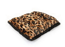 Baylee Nasco PB-BCBS Big Cat with Black Shag Pillow Bed