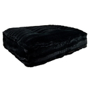 Bessie and Barnie RECTZ15-2 Sicilian Rectangle Bed Black Puma or Customize your Own