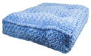 Bessie and Barnie RECTZ15-4 Sicilian Rectangle Bed Blue Sky or Customize your Own