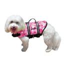Hunter K9 Wholesale ZP1000 PAWZ Pink Bubbles Pet Life Jacket Vest for Dogs - 5 Sizes