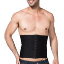 GOGO Waist Trimmer, Waist Training Corset With Hook and Loop Closure
