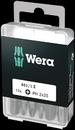 Wera 05072401001 851/1 Z Ph 2 X 25 Mm Diy-Box Bits For Phillips Screws Diy-Box