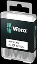 Wera 05072405001 855/1 Z Pz 3 X 25 Mm Diy-Box Pozidriv-Bits Diy-Box