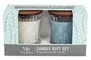 Woodwick 563113 White Tea & Jasmine / Sea Salt & Cotton