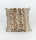 Wayborn 11062 Decorative Pillow, 18'' x 2'' x 18'', Beige
