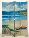 Wayborn 2255 The Beach, 72'' x 64'' x 1'', Multi Color