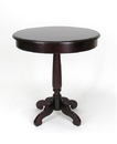 Wayborn 4545M Column Table, Brown