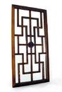 Wayborn 4812 Fukin Mirror, 40'' x 20'' x 1'', Brown