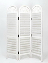 Wayborn 5300 White Venetian Screen, Whitewash