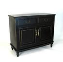 Wayborn 5560 Paladin Buffet Cabinet, 35'' x 42'' x 18'', Ant. Black